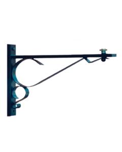 Klassieke Draagarm Buitenverlichting Turol 60cm Staal