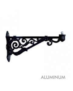 Muurbeugel voor Buitenverlichting Aluminium 70cm