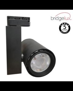 Led Railverlichting Track Spot 40Watt 1-Fase Zwart UGR17